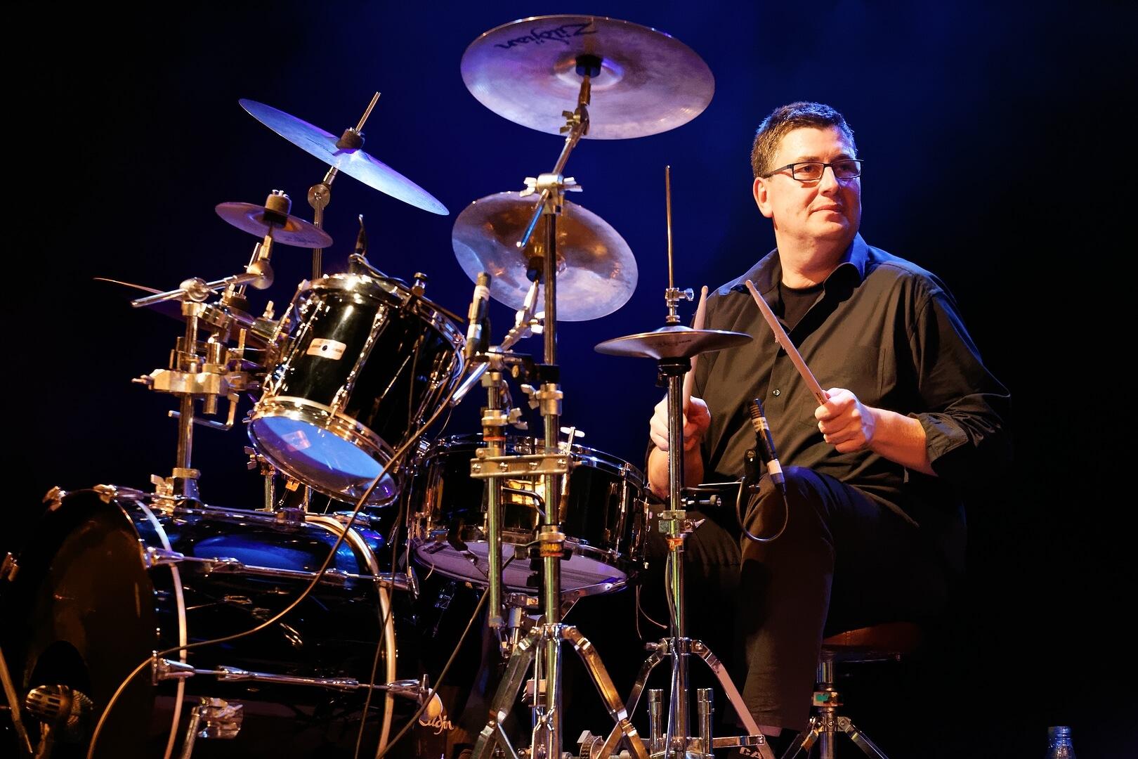 Frank Hüsch - Drums