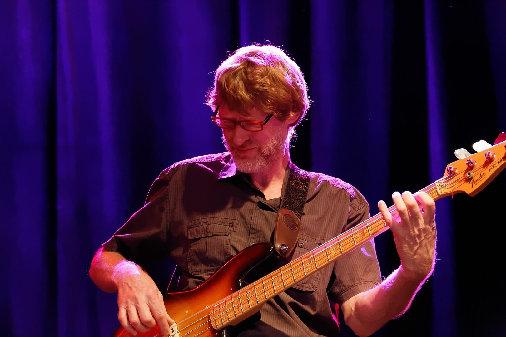 Klaus Stahlschmidt - Bass